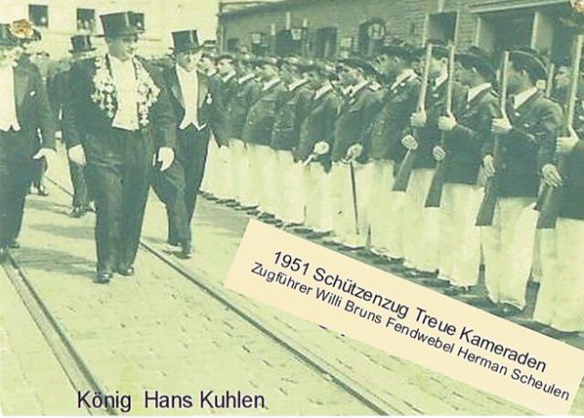 Schützenfest 1951